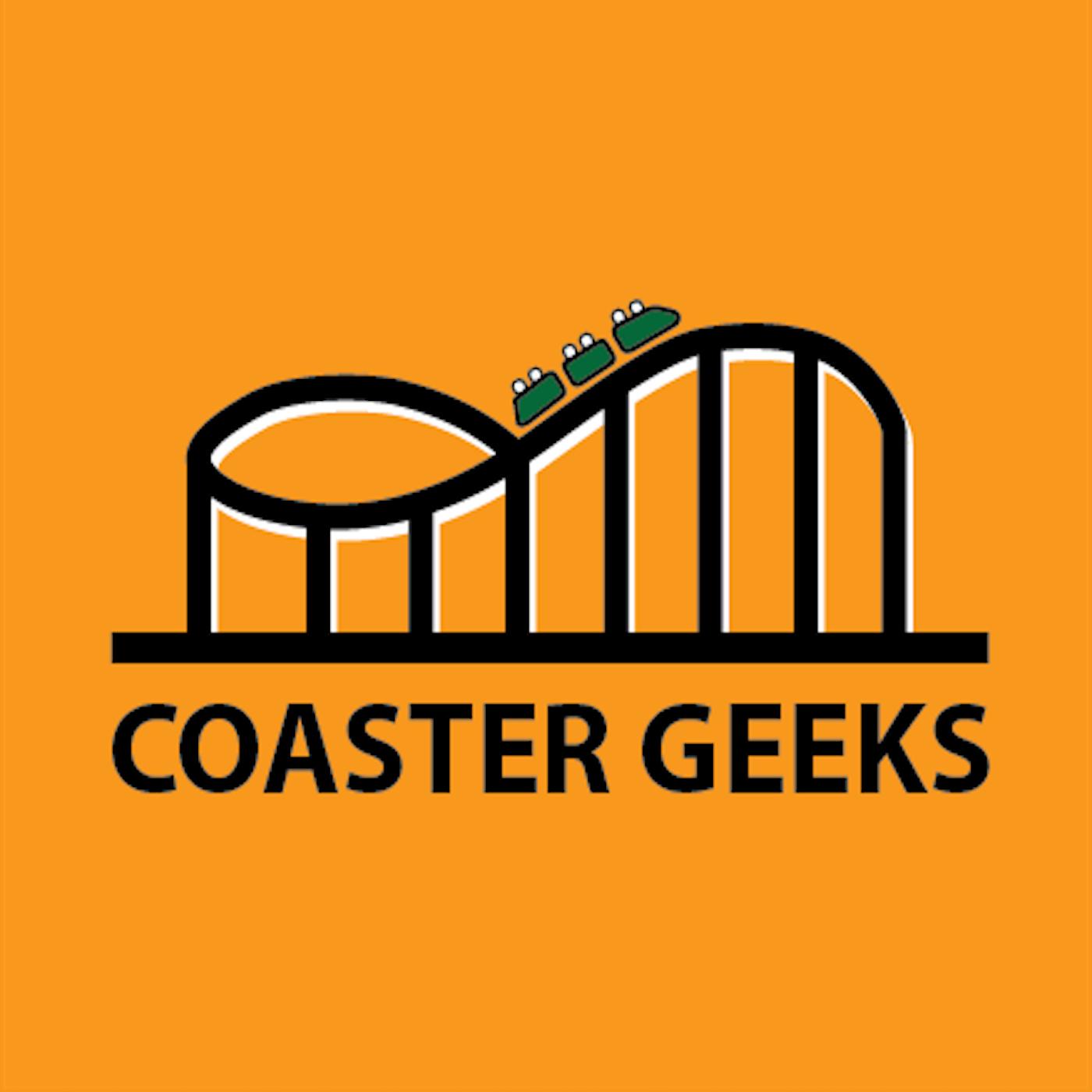 Coaster Geeks show art
