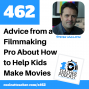 Artwork for Advice from a Filmmaking Pro About How to Help Kids Make Movies