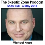 Artwork for The Skeptic Zone #498 - 6.May.2018