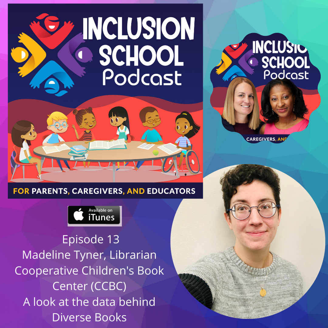 S1 Episode 13 - Deep Dive on the Availability of Diverse Books