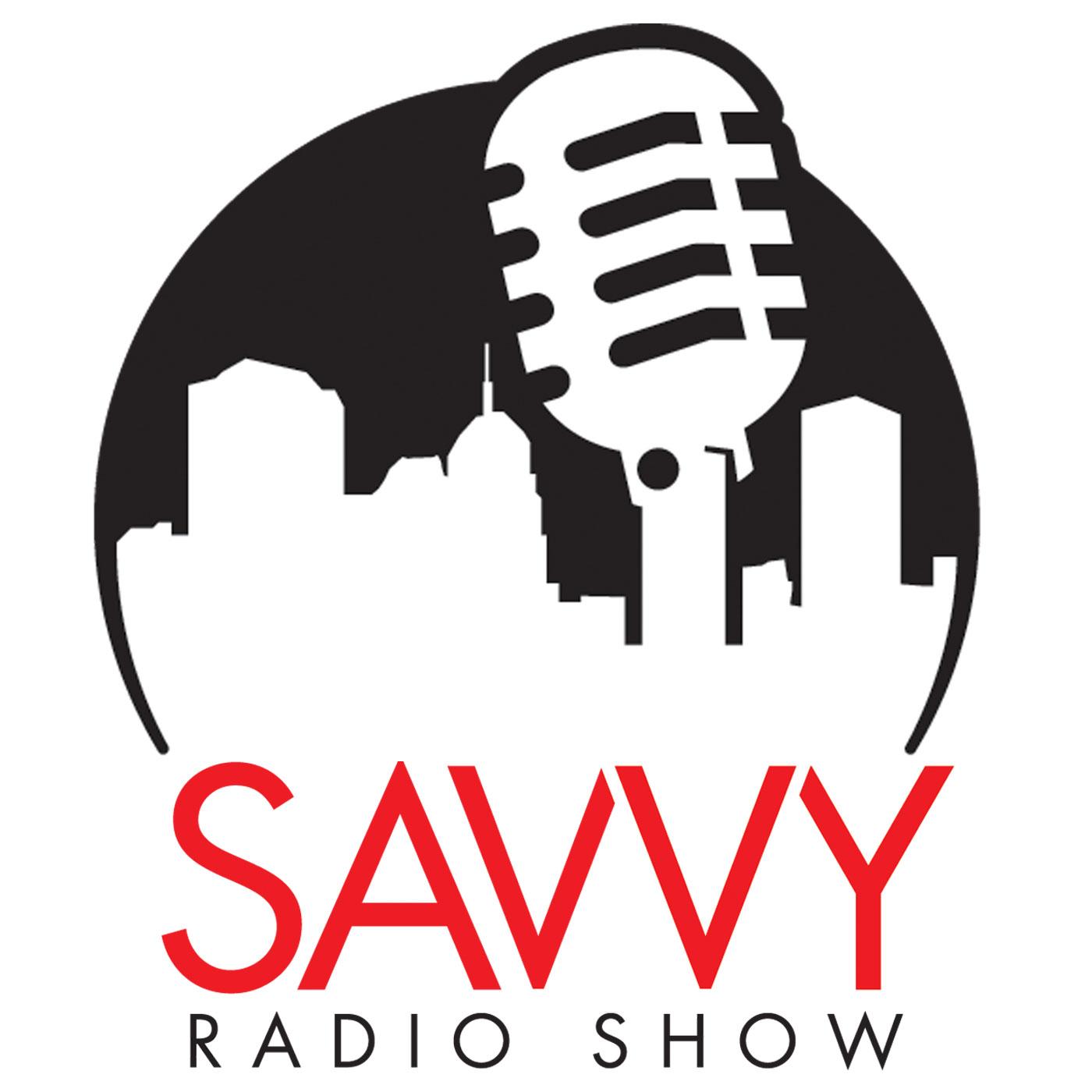 Savvy Radio Show show art