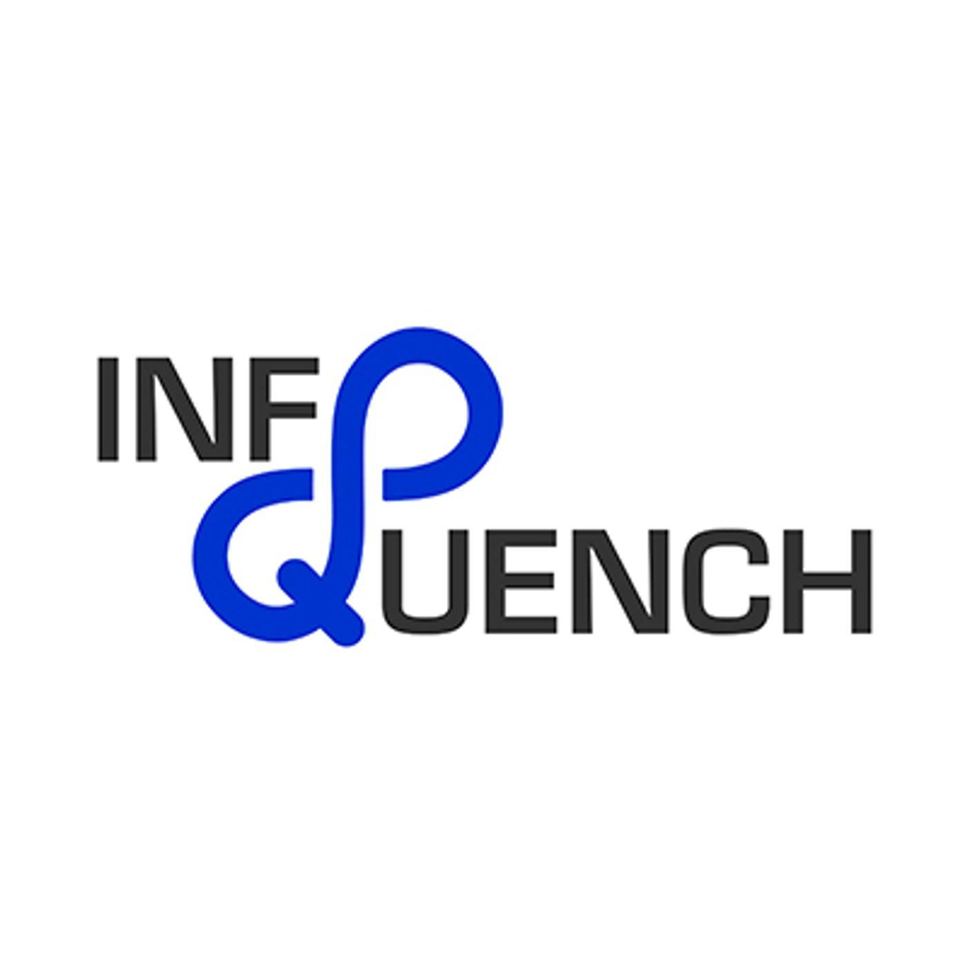 InfoQuench show art
