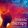 Artwork for #MusicTherapy The Rustic Rose Launch party