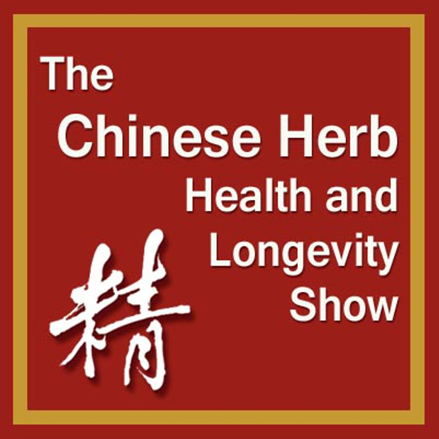 The Chinese Herb Health & Longevity Show show art