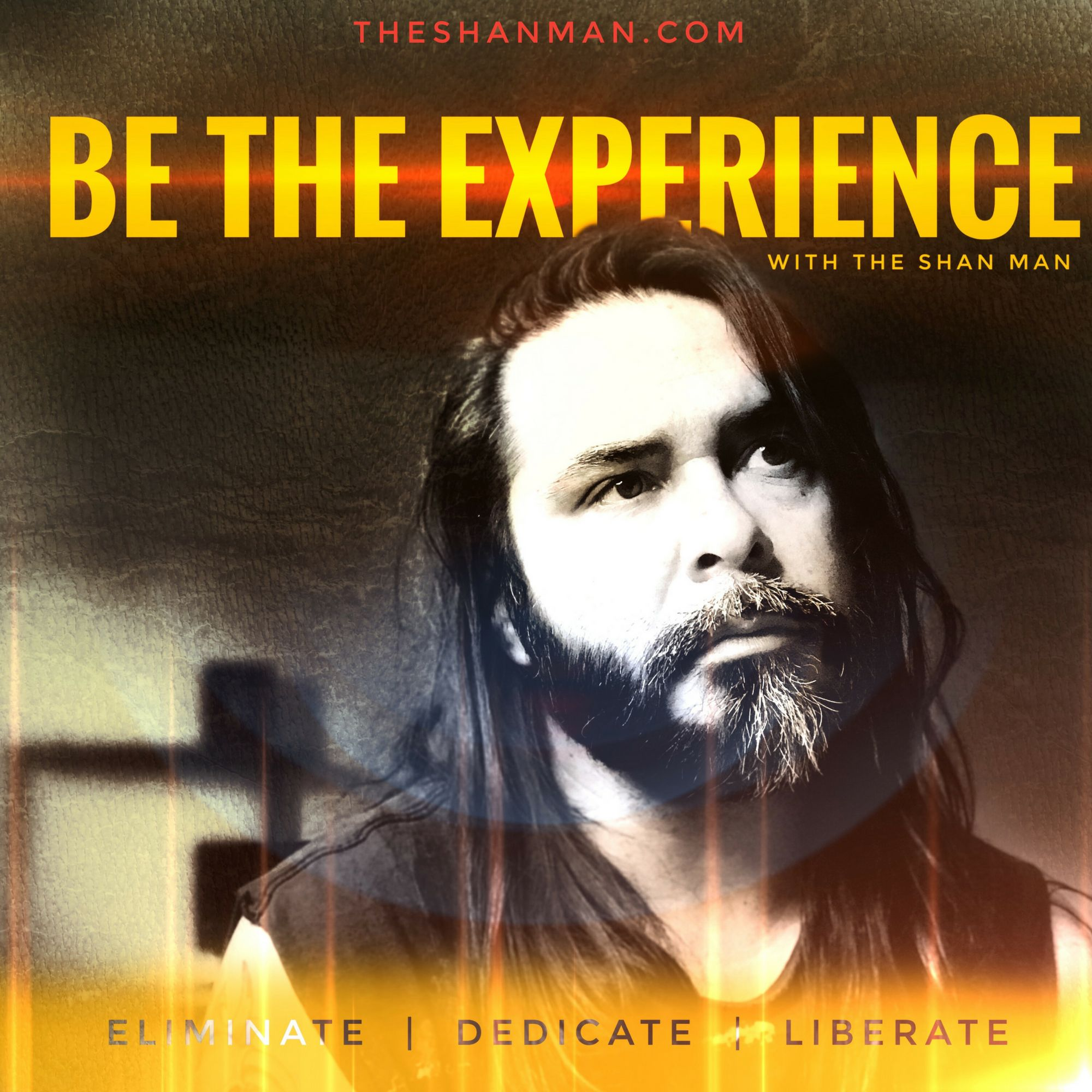 Be The Experience show art
