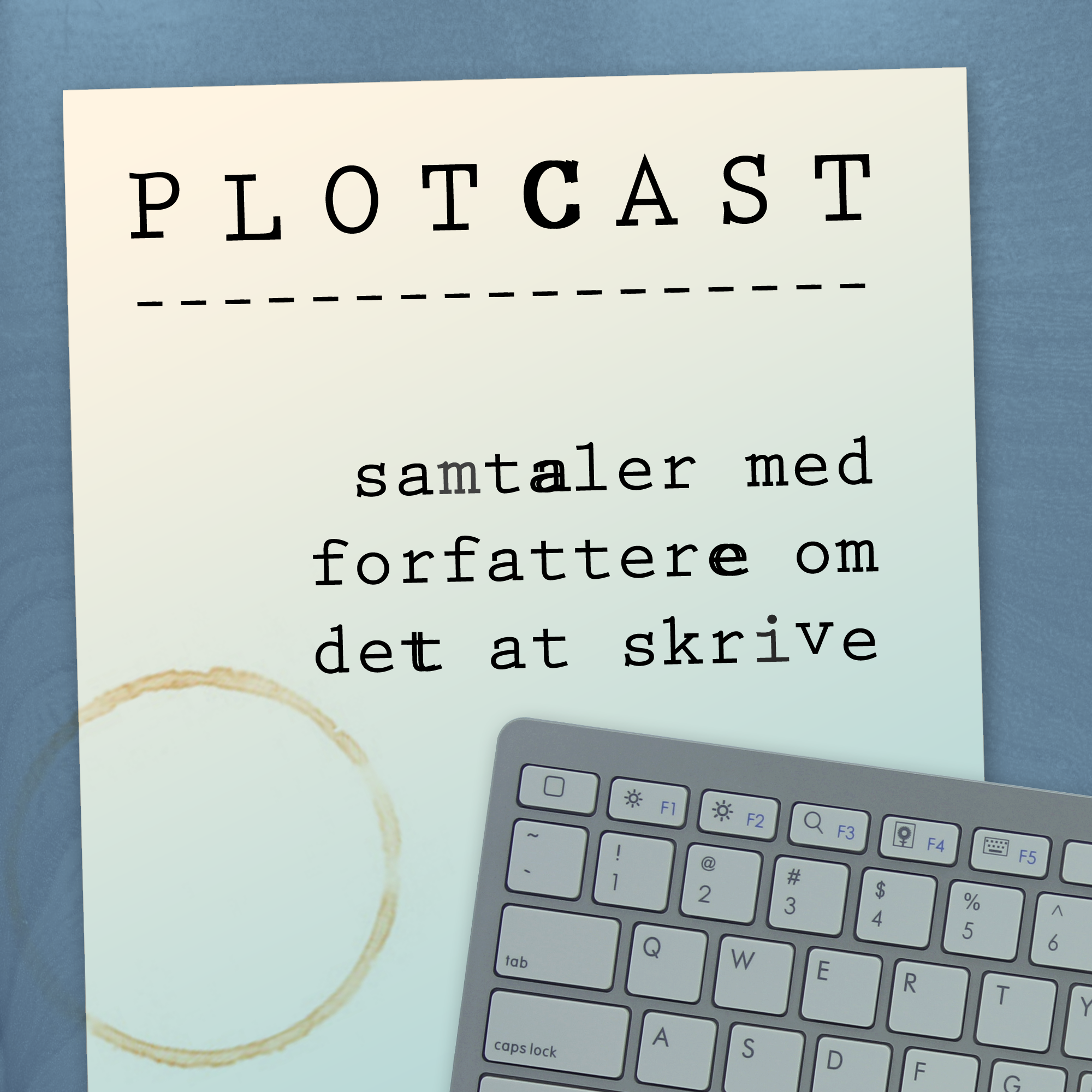 PlotCast show art