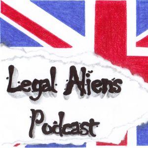 Artwork for Episode 12 - The Aliens Tackle TV