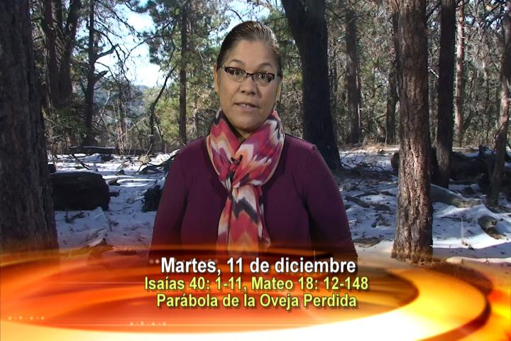 Artwork for Dios te Habla con Angela Valencia;  Tema el hoy:  Parábola de la oveja perdida