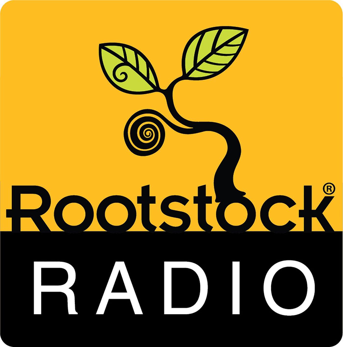 Rootstock Radio show art