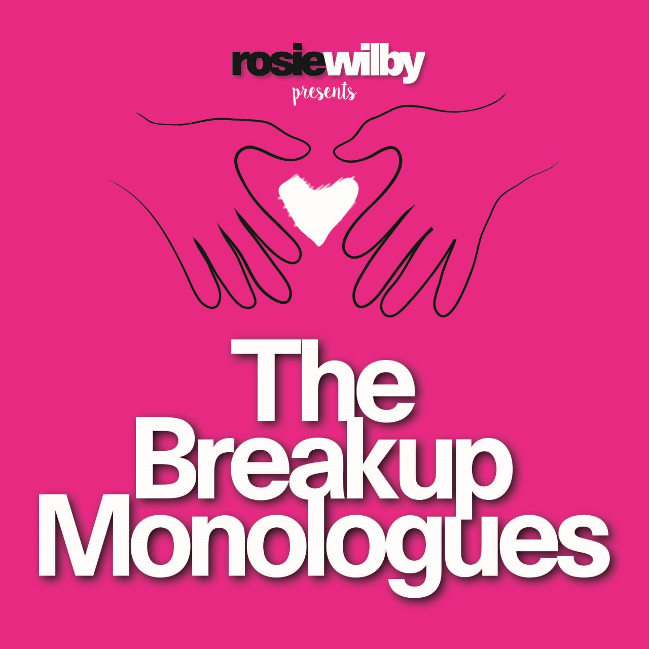 The Breakup Monologues with Rosie Wilby show art