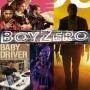 Artwork for Week 61:Logan Zero:Gone Baby John(Baby Driver,Logan,John Wick 2,BoyZero)Showcase Comics-Bryn Mawr,PA