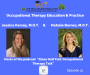 Artwork for Jessica Kersey & Natalie Barnes- Occupational Therapy  Education & Practice