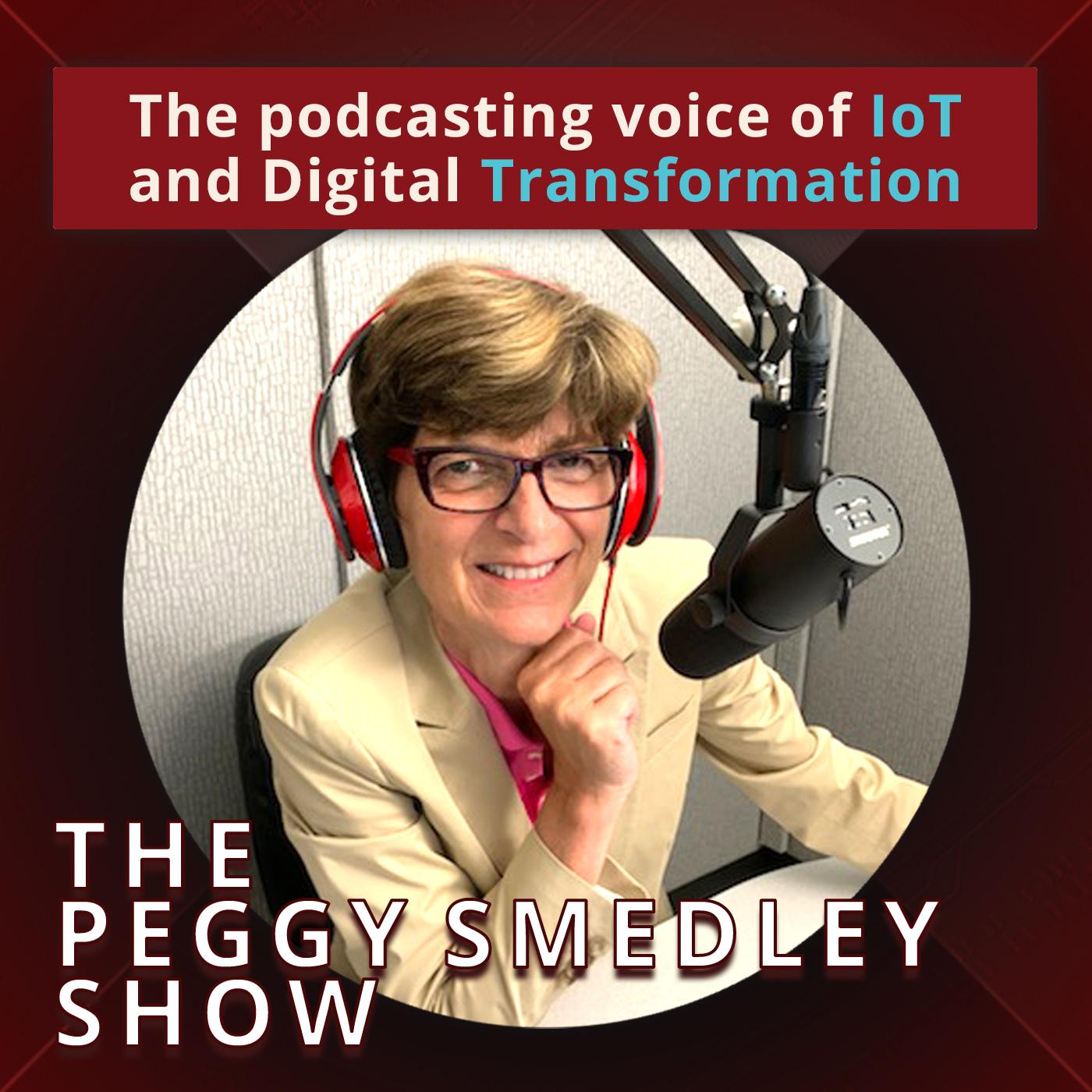 The Peggy Smedley Show show art
