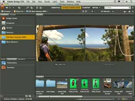 Russell Brown's Favorite Features in Adobe Bridge CS4