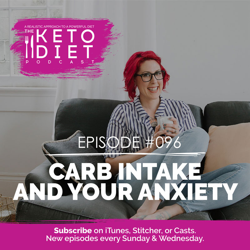 #096 Carb Intake and Your Anxiety with Ali Miller