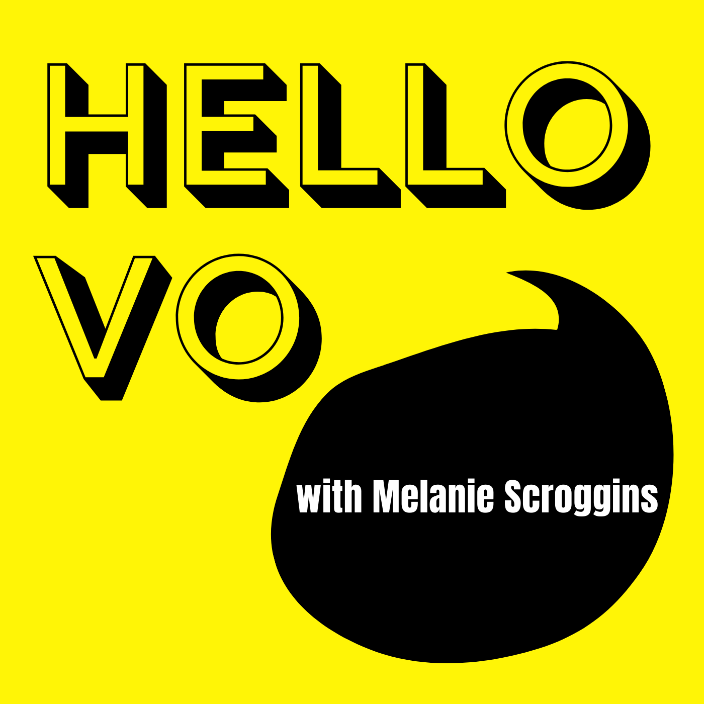 Hello VO Podcast show art