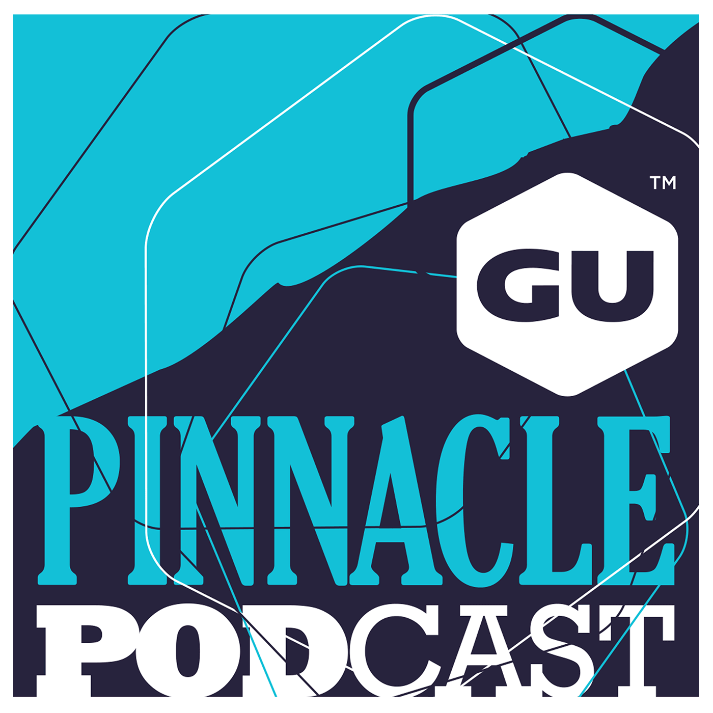 The GU Energy Labs Pinnacle Podcast show art