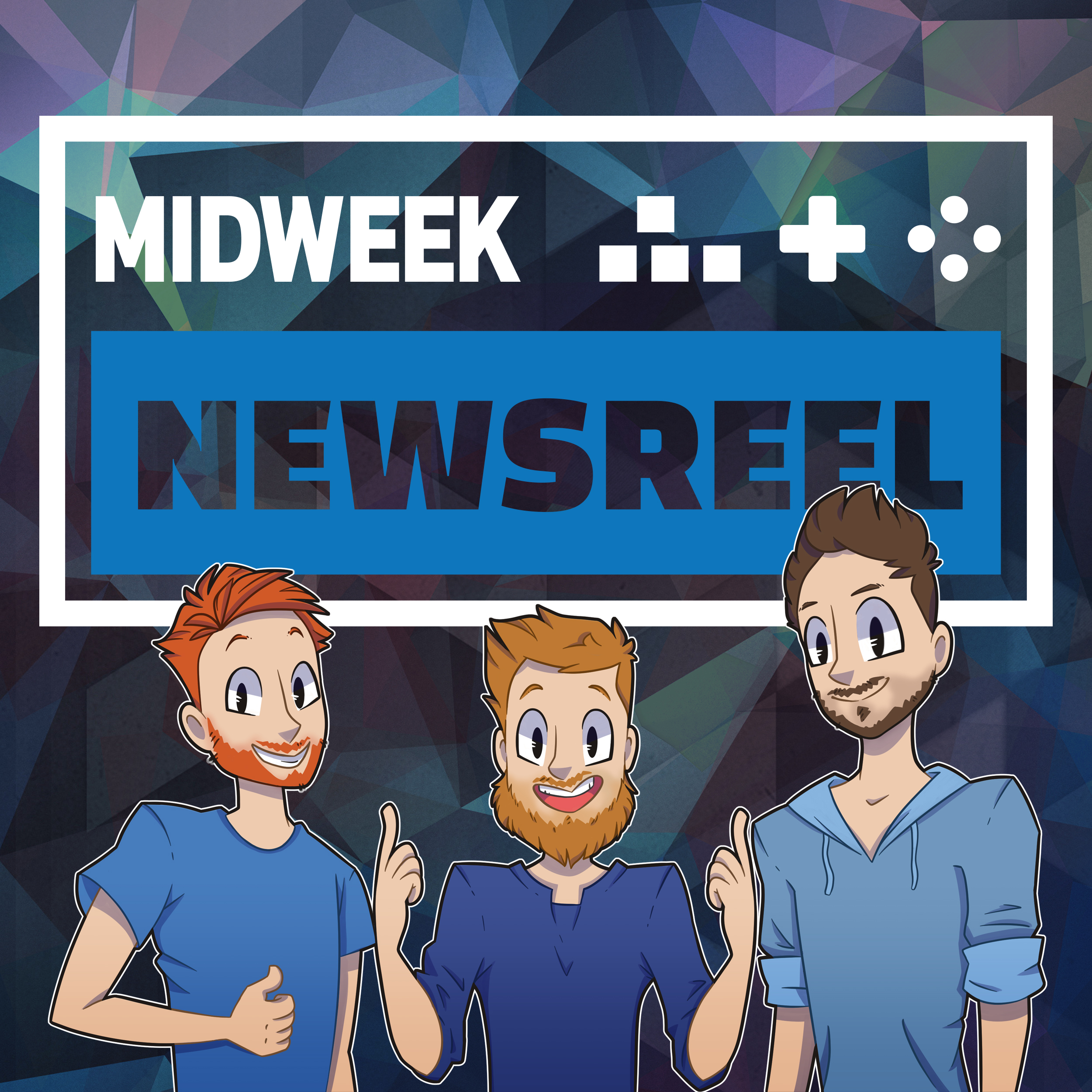Artwork for Midweek Newsreel #24 - Virtually working 9-5, French way of looting and Destiny's rematch