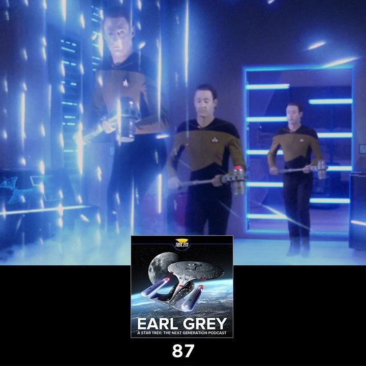 Earl Grey 87: OUTATIME