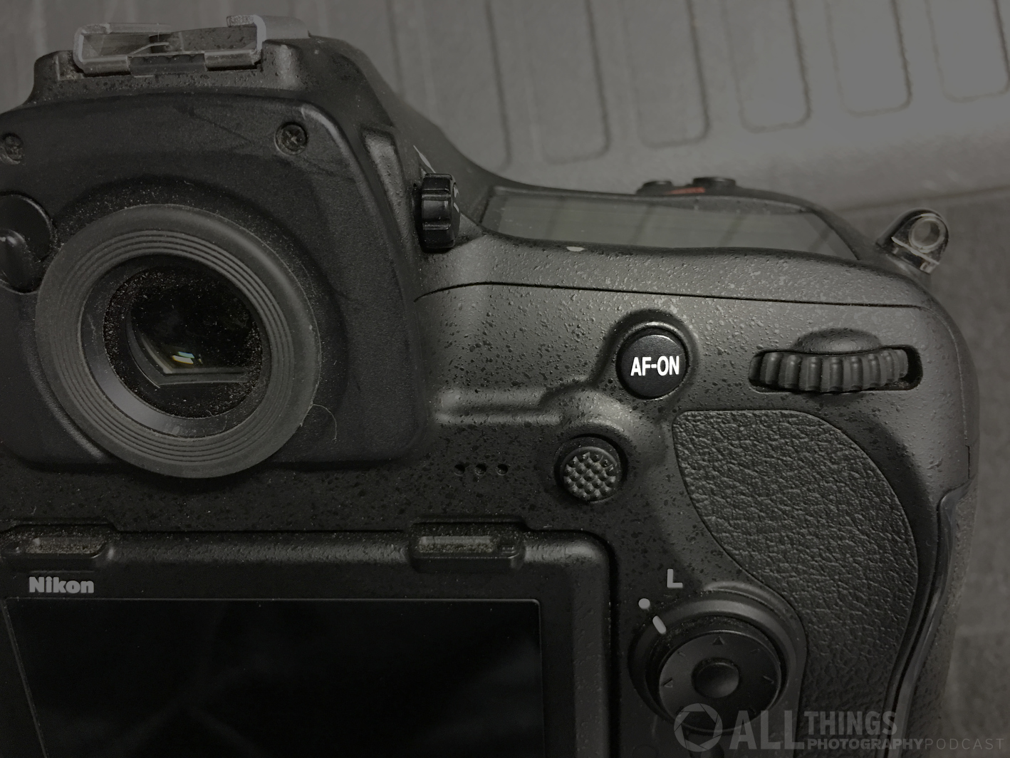D850 back-button