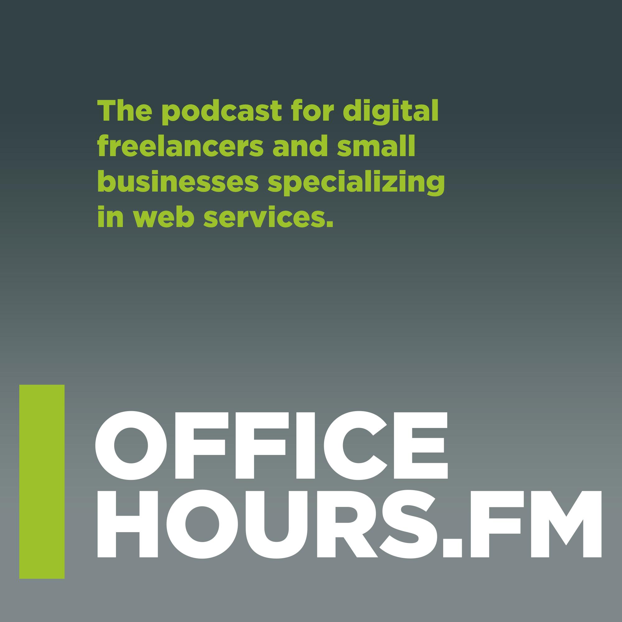 OfficeHours.FM show art