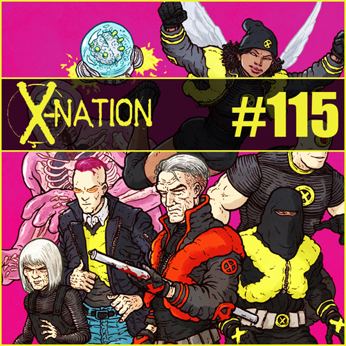 Cultural Wormhole Presents: X-Nation Episode 115