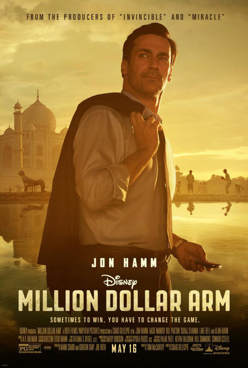 Ep. 09 - Million Dollar Arm (The Rookie vs. Miracle)