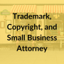 Artwork for Law Lives Project, Episode 12: Trademark, Copyright, and Small Business Attorney