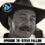 Artwork for Steve Fallon Interview