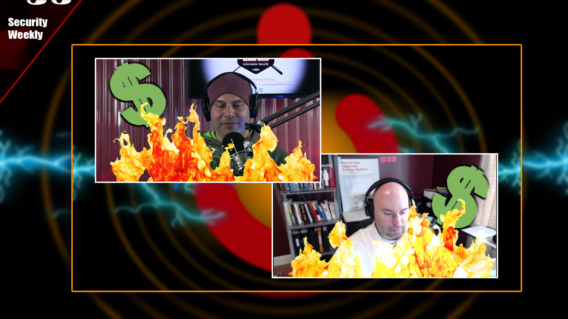 Artwork for News - Startup Security Weekly #39