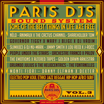 Paris DJs Soundsystem - Some Of The Best Things In Life Are Free Vol.3
