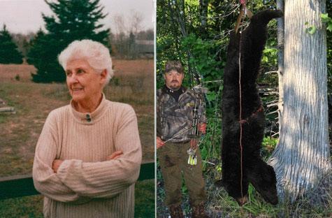 Bear Hunting Hunt Fish Journal 70