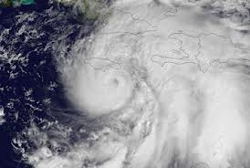 Here Comes Hurricane Sandy