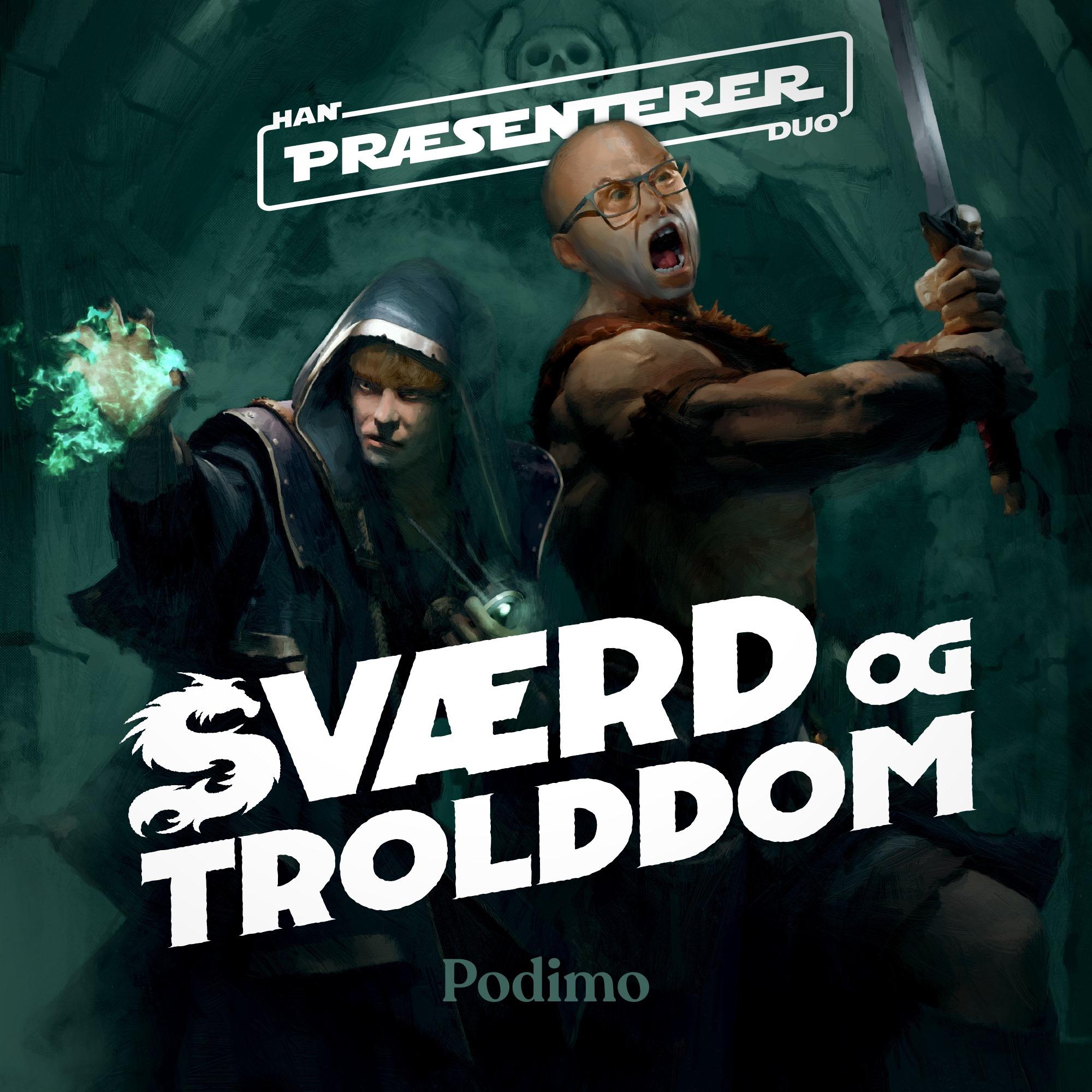 Han Duo præsenterer: Sværd og Trolddom - Troldmanden fra Ildbjerget 1:2