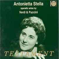 Antonietta Stella in Verdi and Puccini