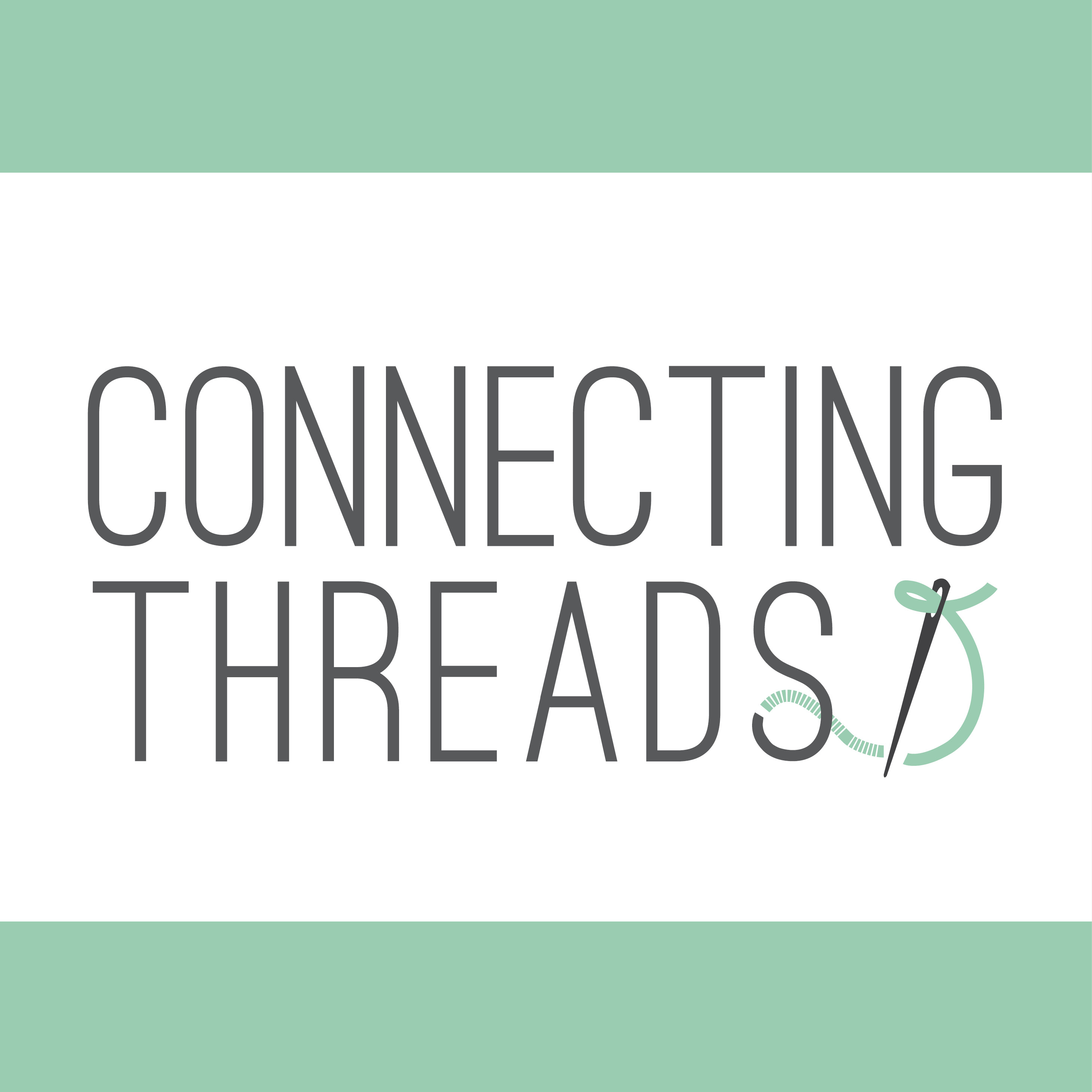 Connecting Threads Quilting Podcast show art
