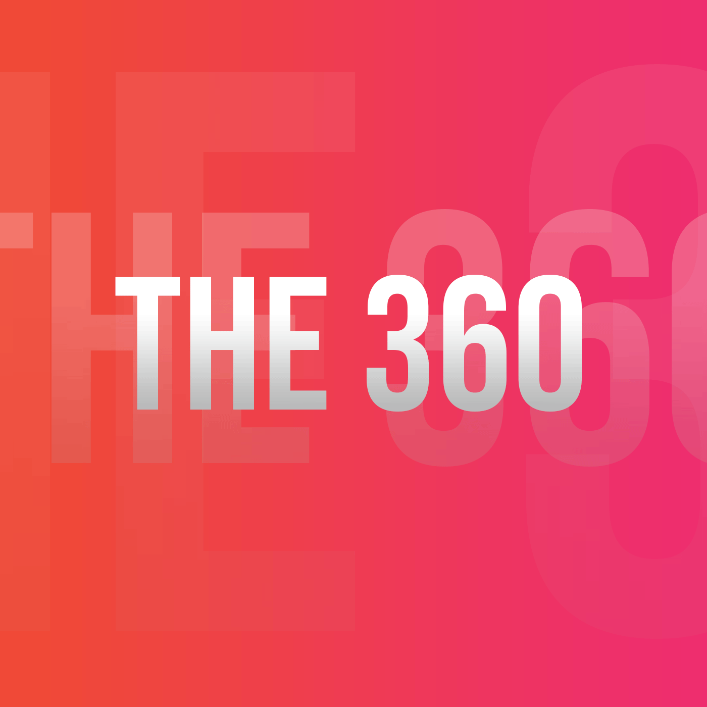The 360 Podcast show art