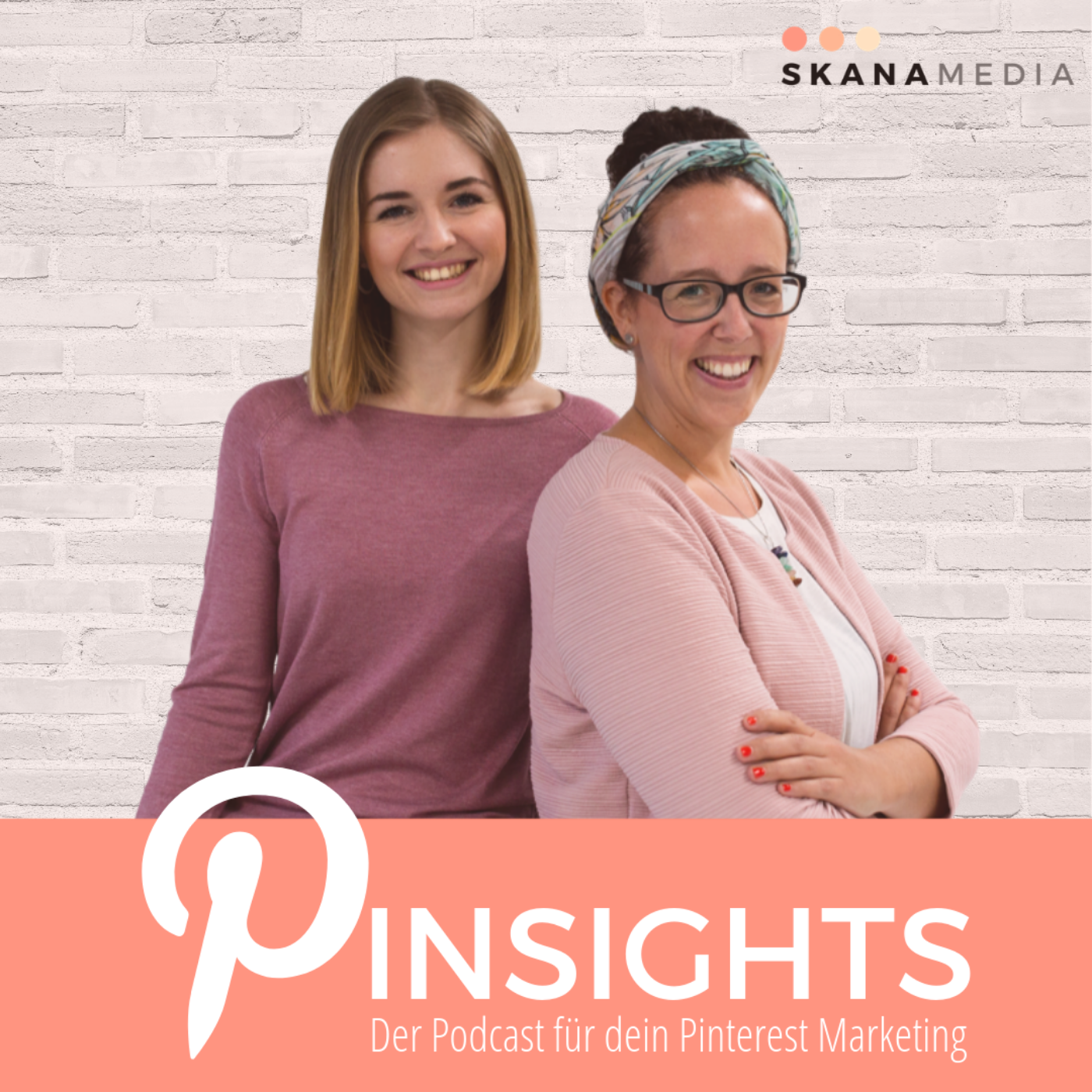 Pinsights - Der Podcast für dein Pinterest Marketing show art