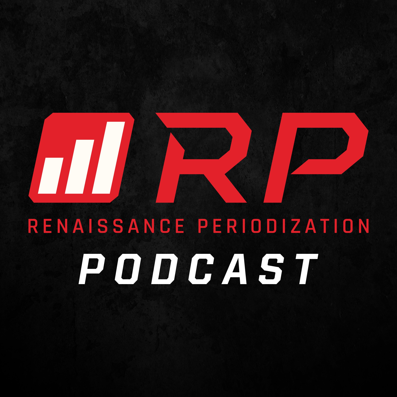 RP Strength Podcast show art