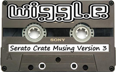 Serato Crate Musing Version 3