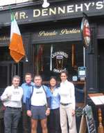 MR. DENNEHY'S TO HOST TEAM BOOMER - FIGHTING CYSTIC FIBROSIS POST- NYC