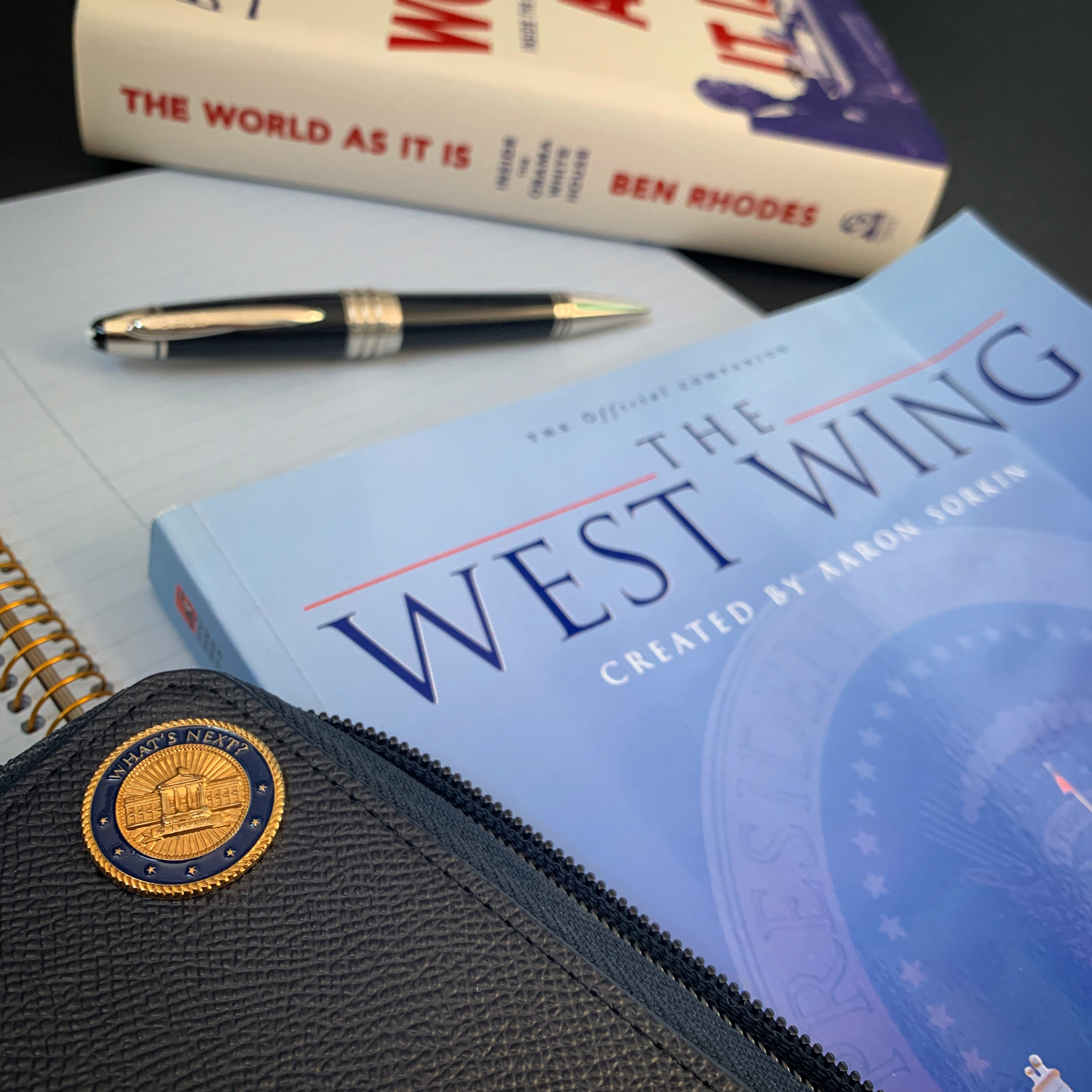 west wing jeremy waite tenwords