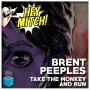 Artwork for Hey Mitch! 130: Brent Peeples 'Take The Monkey And Run' Comic Book