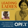 Artwork for Episode 52 - OpEx with Marianne Rutz - Leading Ladies - Tugs Smith