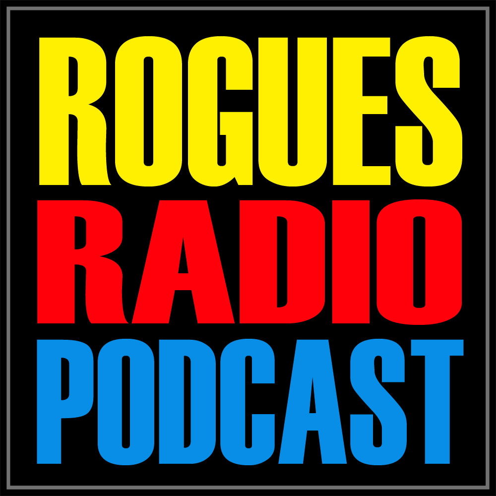 Rogues Radio Podcast show art