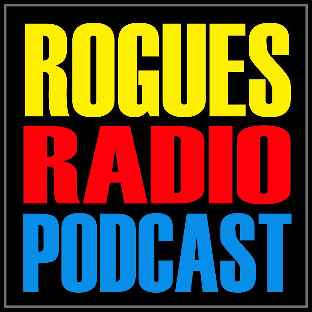 Rogues Radio Podcast show art