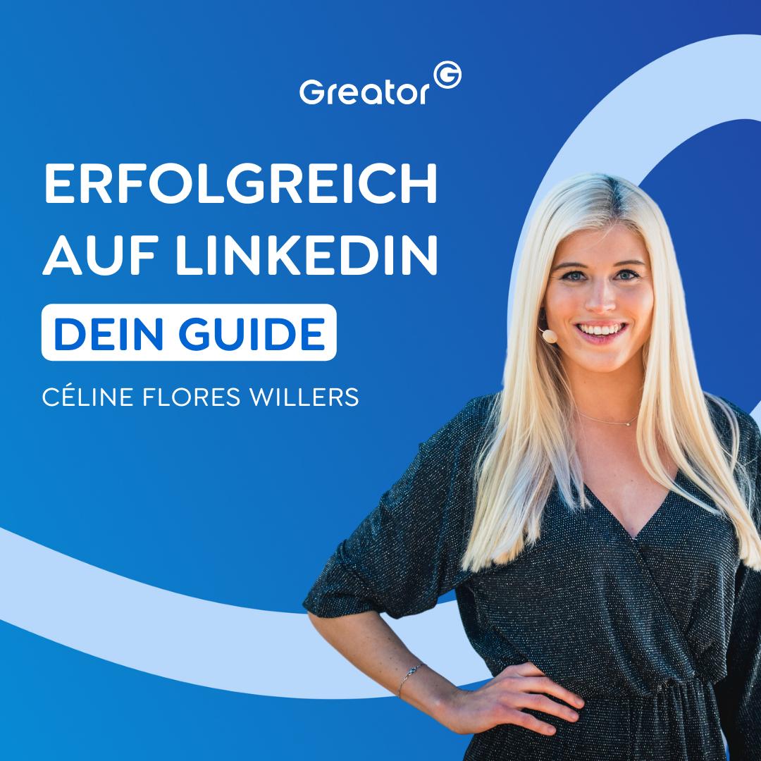 #828 Die Macht von Personal Branding auf LinkedIn // Céline Flores Willers