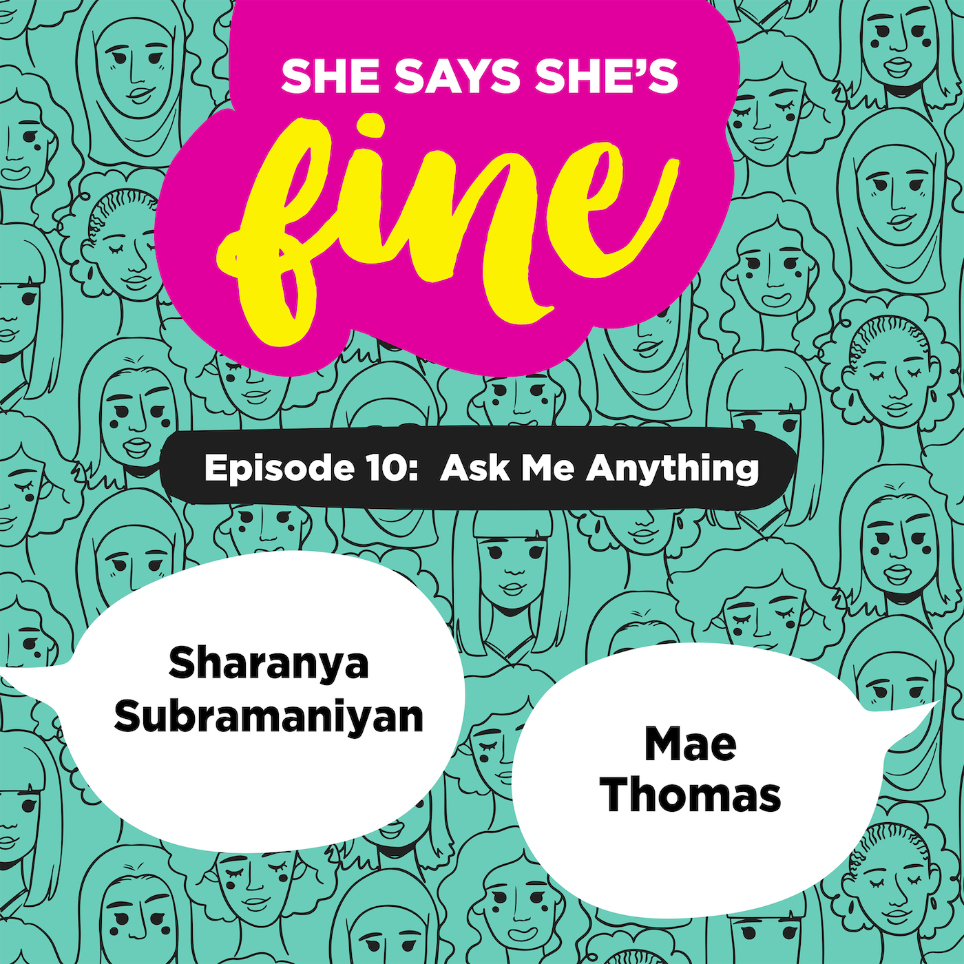 Ask Me Anything ft. Mae Thomas & Sharanya Subramaniyan