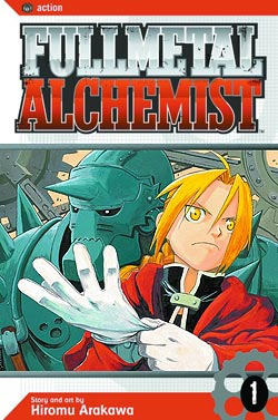 Podcast Episode 162: Fullmetal Alchemist Volume 1