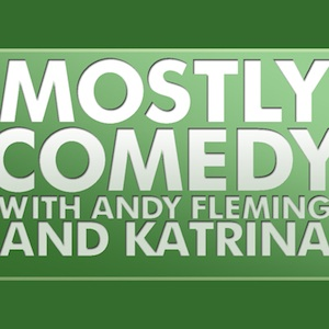 Mostly Comedy   Mary Jordan & Mike Degnan